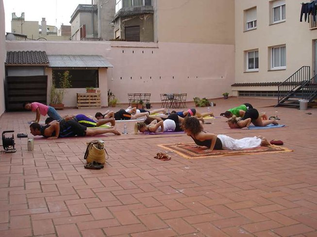 3 Days Eco Yoga Retreat Spain