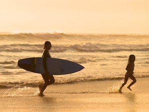4 Days Surf and Yoga Retreat in Seminyak, Bali