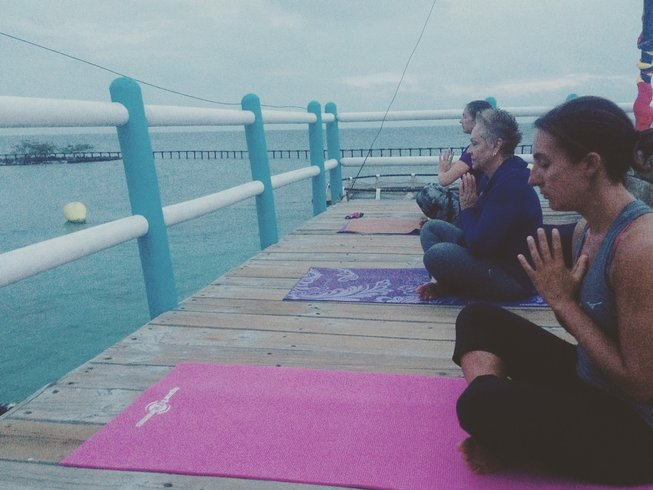 3 Days Meditation and Yoga Retreat in Cartagena, Colombia