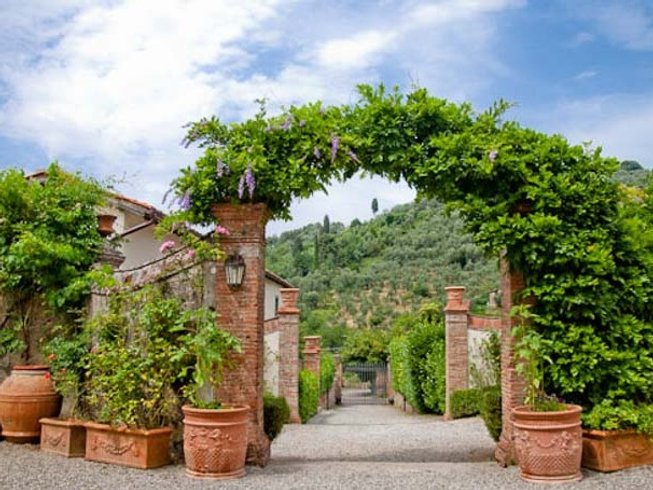 8 Days Wine Tasting and Cooking Vacations Tuscany