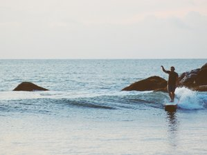 4 Days Secret Surf Spots Surf Camp in Ahungalla, Sri Lanka