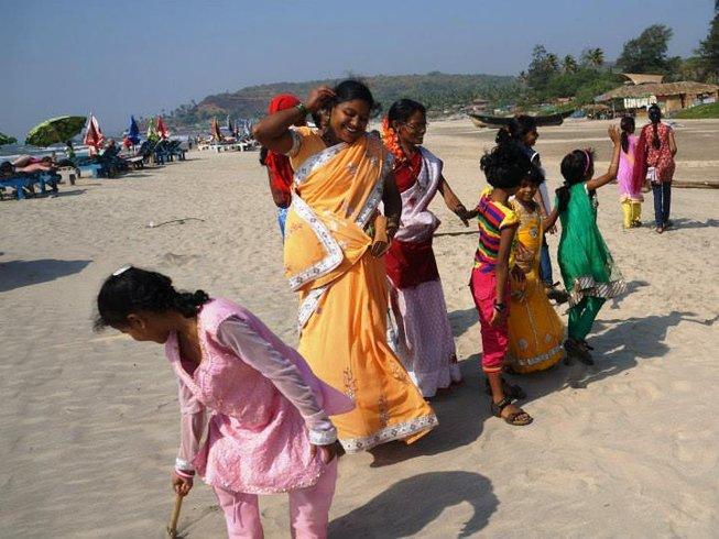 8 Days Creative Writing and Yoga Retreat in Goa, India