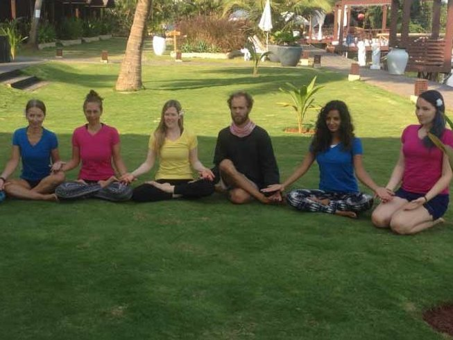 34-Daagse 300-urige Yoga Docentenopleiding in Chiang Mai, Thailand