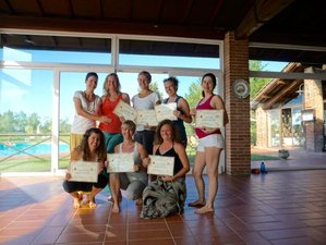 8 Days 85-Hour Prenatal Yoga Teacher Training in Tuscany, Italy