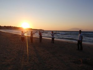 8 Day Private Beginners Tai Chi and Qigong Wellness Holiday in Messinia