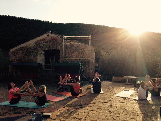 9-Daagse Verken Lissabon en Redondo Yoga Retreat in Portugal