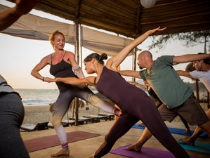 5 Day Fresh Beach Yoga Retreat in Canacona, Goa