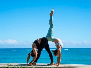 8 jours en stage de yoga, santé et fitness à Cabarete, République Dominicaine