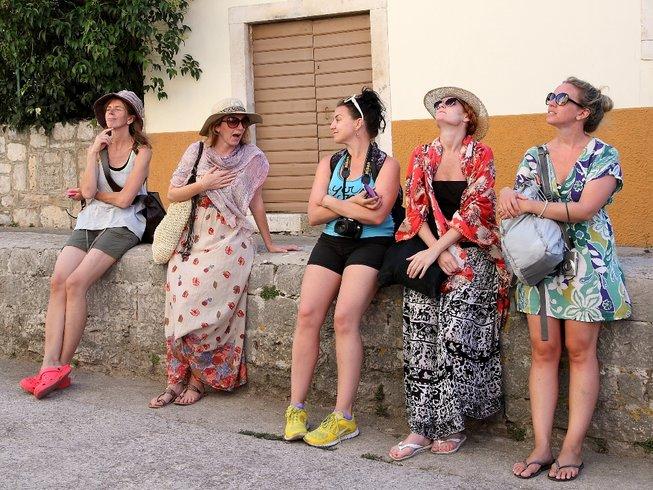 6 Tage Ganzheitlicher Yoga Abenteuerurlaub in Hvar, Kroatien