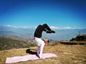 6 días retiro de yoga, senderismo y excursionismo en el valle de Katmandú, Nepal