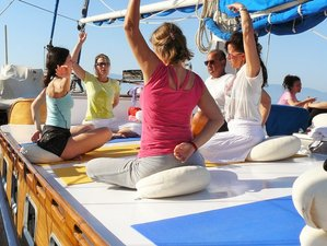8 Days Revitalazing Yoga Retreat in Turkey