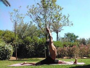 7 Day Virtual Yoga Retreat Using Retreat Method by Yoga with Perumal