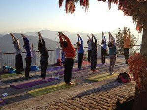 29 Days 200-Hour Yoga Teacher Training India