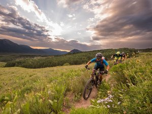 4 Days Singletrack Mountain Bike Tour in Colorado, USA