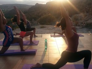 7 Day Five Elements Yoga Retreat in Murcia, Spain