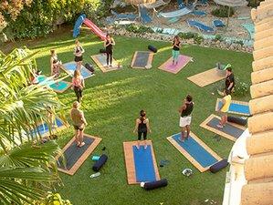 10 Days Level 1 100-Hour Yin Yoga Teacher Training in Corfu, Greece