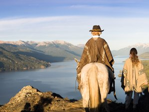 5 Day Exciting Ranch Vacation and Horseback Riding in Northern Patagonia