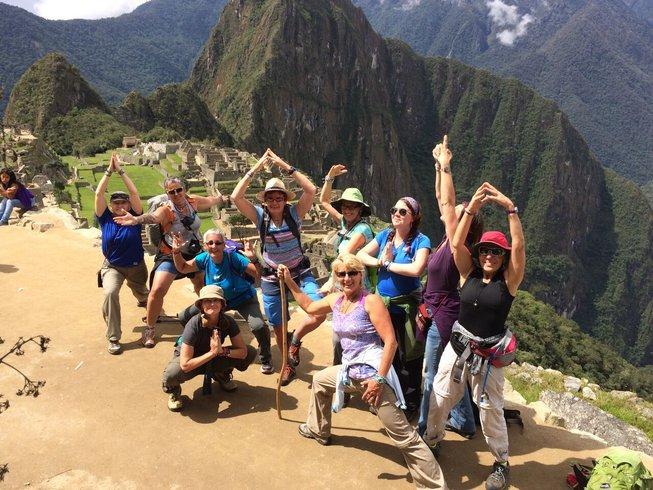 9 Days Women's Hiking and Yoga Retreat in Cusco Region, Peru