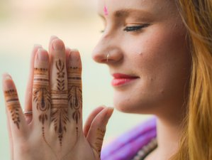 30 Days 200-Hour Yoga Teacher Training in Rishikesh, India