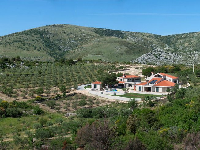 8 Days Luxurious Yoga Retreat Dalmatia, Croatia