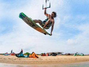 7 Days Kitesurfing Camp in Kandakuliya, Puttalam District, Sri Lanka