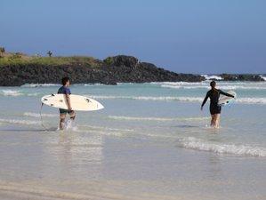 7 Days Beginner Surf Camps in Galápagos Islands, Ecuador