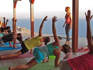 Sensit Yoga Retreat, 8 days on Crete, Greece