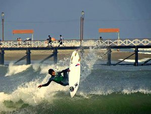 3 Day Private Surf Camp with Urcia Surf School in Huanchaco