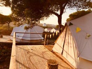 3 Days Mini Surf and Yoga Retreat in Lisbon, Portugal