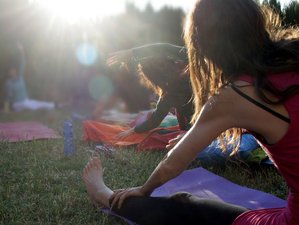 5 Days 5 Elements Yoga, Meditation and Music Retreat in a Natural Park, Spain