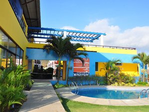 Hotel Canoa's Wonderland - Surfers' Friendly Accommodation in Canoa, Manabí