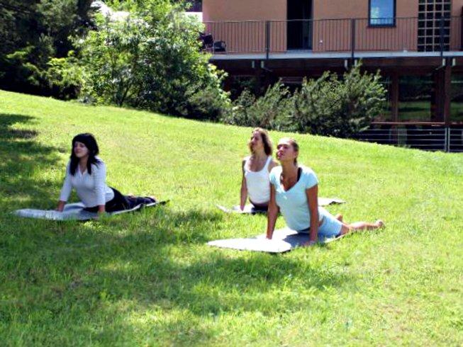 5 días retiro de yoga y mente en República Checa