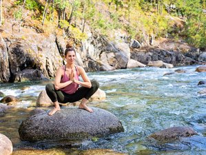 6 Day Vitality Yoga, Rafting, and Hiking Holiday in Boston Bar, British Columbia