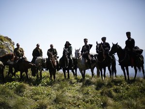 8 Days Unforgettable Horse Riding Holiday in Caucasus Area, Russia