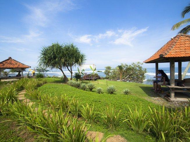 4-Daagse Waterval Hiken en Yoga Retraite in Bali, Indonesië