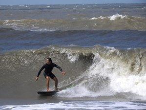 7 Days Surf Camp in Miaoli County, Taiwan