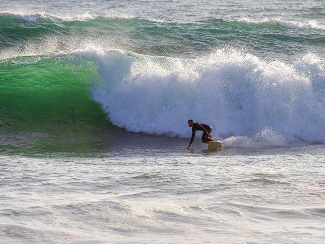 7 Days Affordable Surf Camp in Punta Hermosa, Lima, Peru