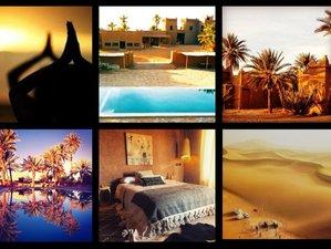 9 Tage Kraft der Wüste Spirituelles Yoga, Power Yoga und Meditation in Ouarzazate, Marokko