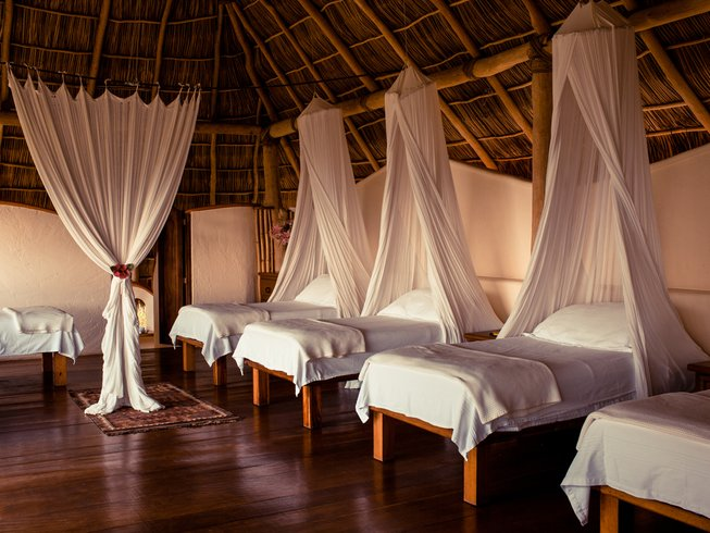 7-Day Thanksgiving Yin Yoga Retreat in Mexico