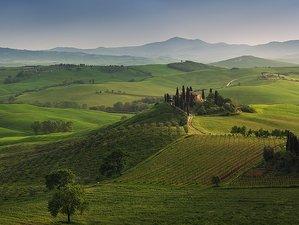 7 días retiro de yoga detox, bienestar, y salud en Toscana, Italia