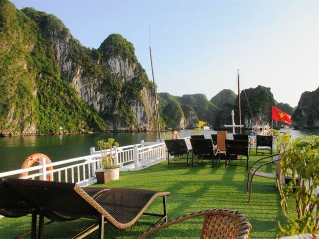 2 Days Cooking Cruise Vacations in Halong, Vietnam