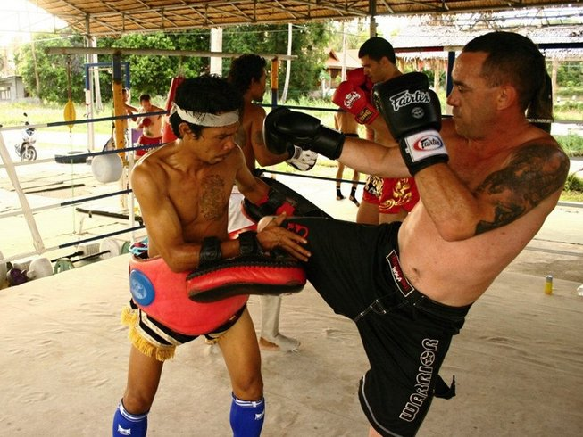 1 Month of Muay Thai in Koh Phangan, Thailand