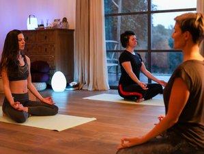2 jours en week-end de yoga, bien-être et méditation dans un lieu d'exception près de Cannes