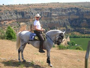 8 Day Amazing Trail Riding Holiday in Ribera del Duero, Spain