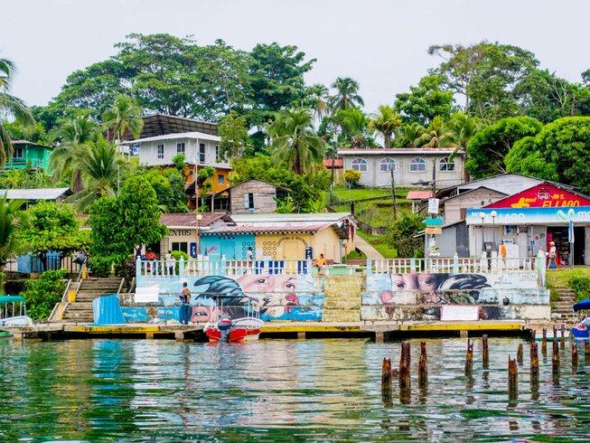 8 Days Adventurous Surf and Yoga Retreat Panama