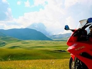 8 Day Self-Guided Motorcycle Tour in Central Italy