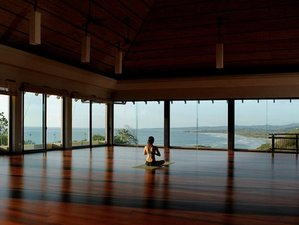 8 jours en stage de yoga contre les addiction au Costa Rica