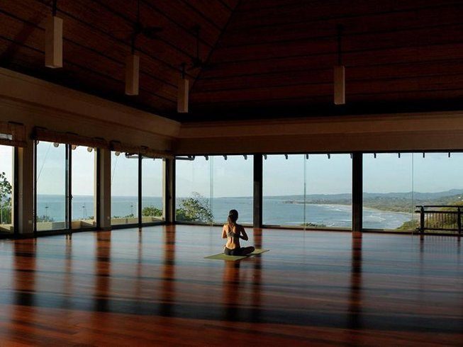 8 Days Addiction Recovery Yoga Retreat Costa Rica
