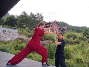 Self-Paced One-to-One Personalized Online Kung Fu Training with a Shaolin Warrior Monk