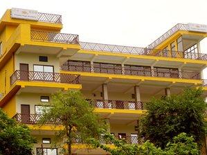 28 Days 200-Hours Ashtanga & Vinyasa Yoga Teacher Training in Rishikesh, India